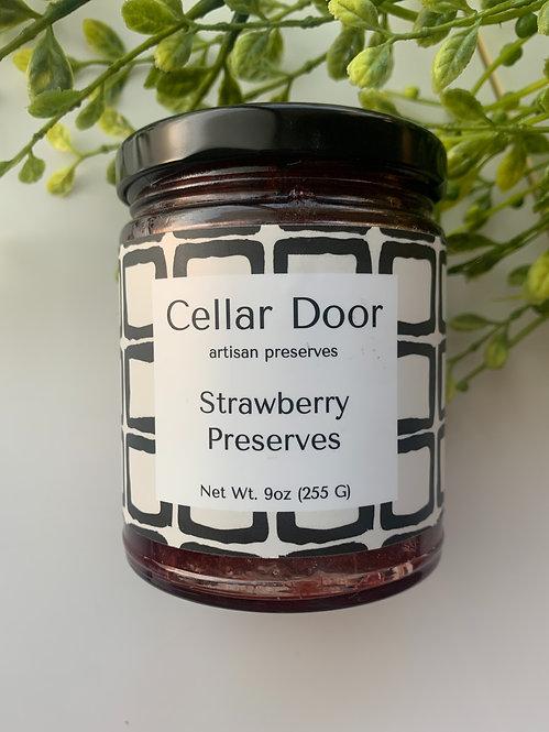 Preserves (9 oz), Strawberry