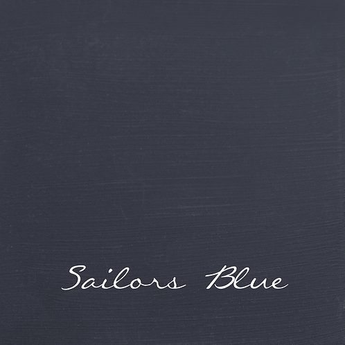 Sailors Blue, Vintage Finish