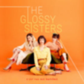 The Glossy Sisters cover album 3000x3000