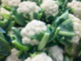 Snowball White Cauliflower