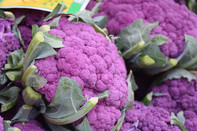Purple of Sicily Cauliflower