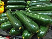 Dark Green Zucchini