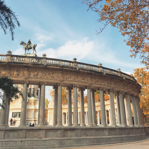 A Girl's Guide to Madrid