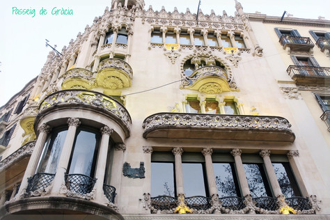 A Girl's Guide to Barcelona