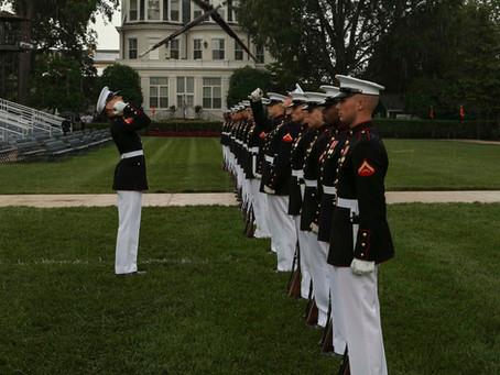 Silent Drill Platoon
