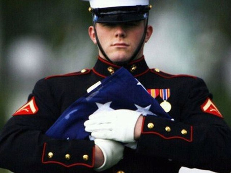 How to request Military Honors