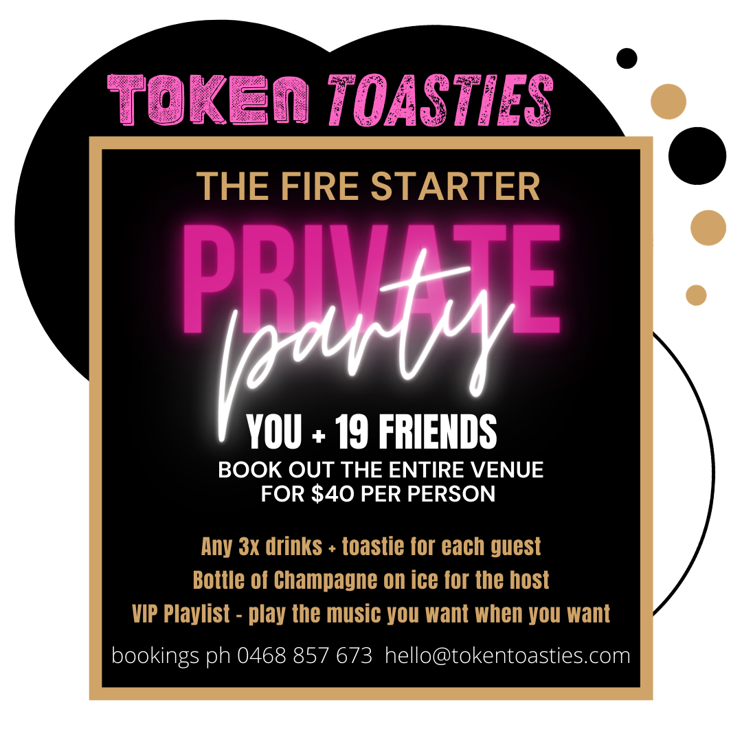 The Fire Starter Private Party