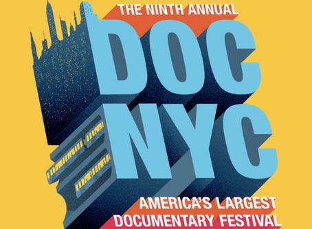 DuArt clientsmake premiere at DOC NYC film festival!
