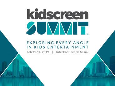 DuArt heads to 2019 Kidscreen!