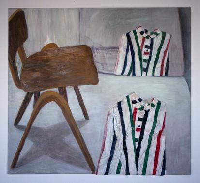 Stol och blus