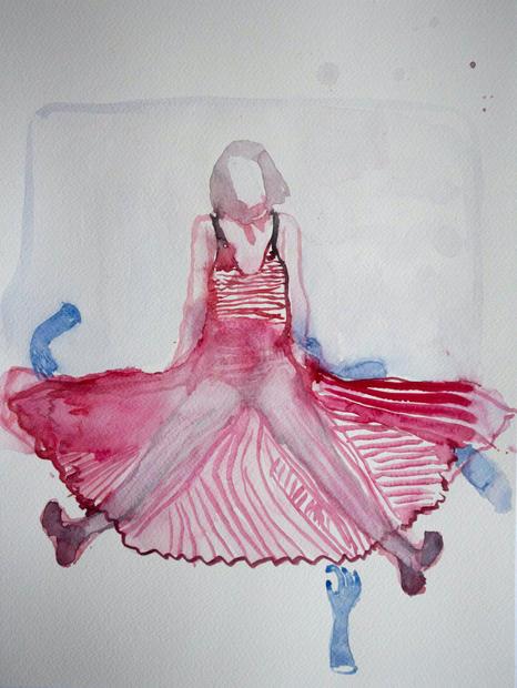 Plisserad kjol (Pleated skirt) 2020