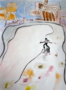 Skrinnare (Ice Skater) 2020