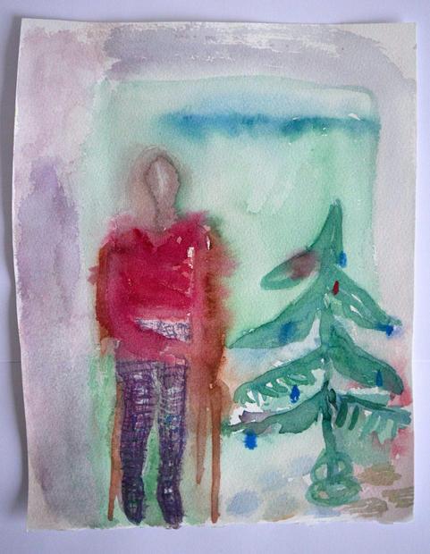 Jul hemma (Christmas at home) 2020