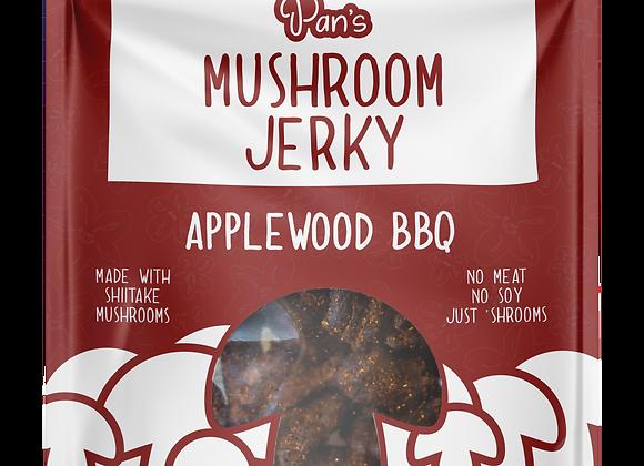 Apple Wood BBQ Vegan Mushroom Jerky by Pan's Mushroom Jerky