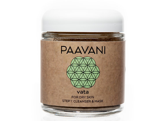 Vada Facial Mask/Cleanser by PAAVANI Ayurveda