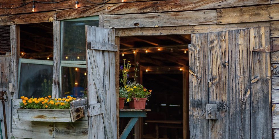 Farm-to-Fork Barn Party + Regenerative Agriculture Panel