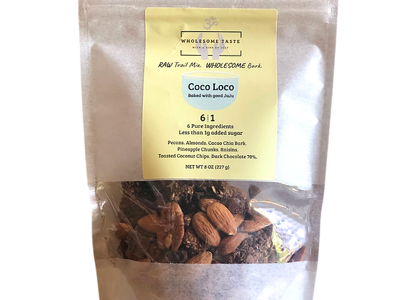 Coco Loco Nut Mix by Wholesome Taste