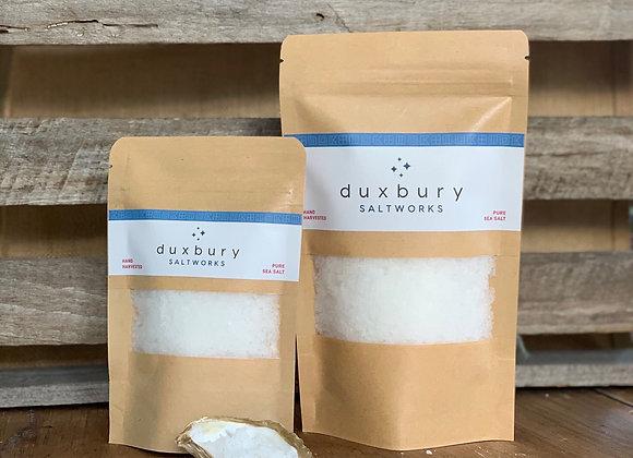 Natural Sea Salt Bag by Duxbury Saltworks - large kraft bag