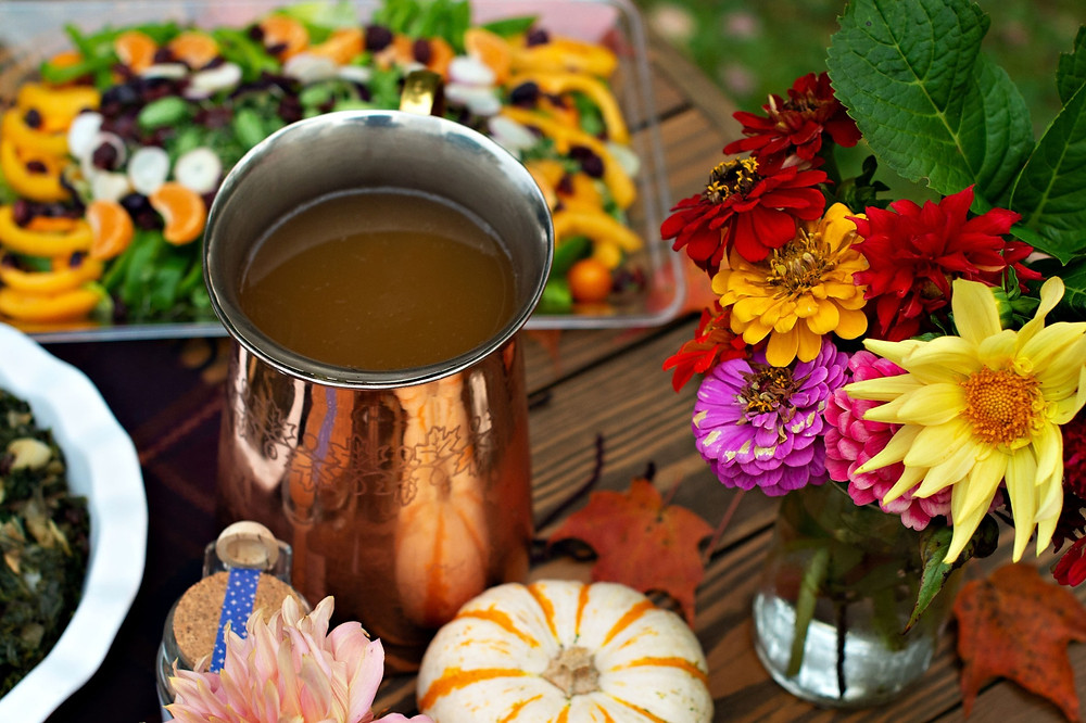 duxbury saltworks, the hale bone broth, dairy free, gluten free, refined sugar free, local, organic, all natural, healthy thanksgiving recipes