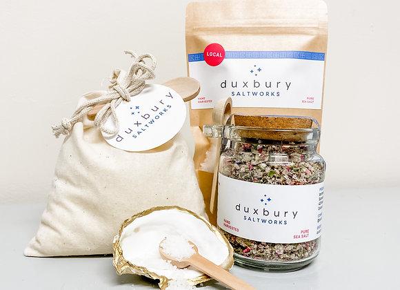 Salty Spring Bundle feat. Duxbury Saltworks