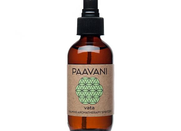 Vata Calming Aromatherapy Mist by PAAVANI Ayurveda - 2 oz