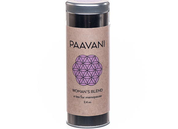 Woman's Herbal Tea Blend by PAAVANI Ayurveda