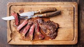 Perfect Pan Fried Rib Eye Steak Recipe (dairy free + gluten free + paleo)