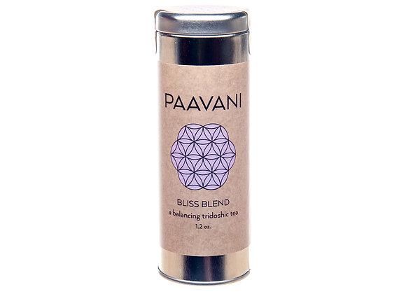 Bliss Herbal Tea Blend by PAAVANI Ayurveda