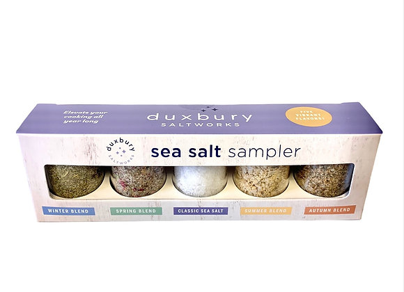 Sea Salt Sampler by Duxbury Saltworks