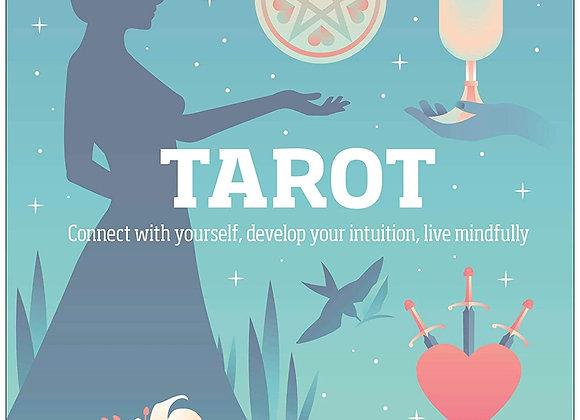 Tarot by Tina Gong - Hardcover Book
