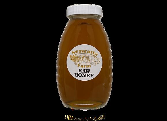 Raw Local Honey (Halifax/Hanson) by Nessralla Farms - 1 lb