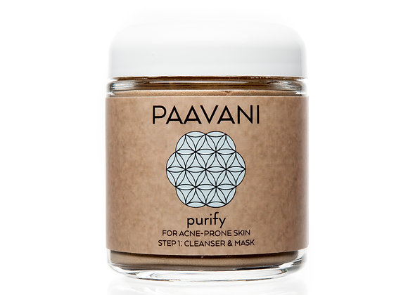 Clarify Facial Mask/Cleanser by PAAVANI Ayurveda
