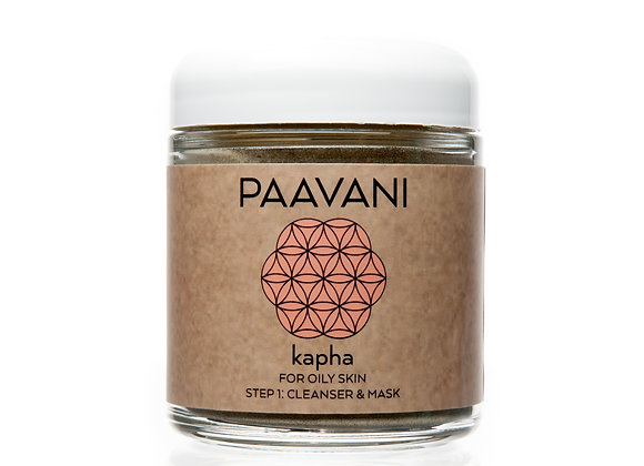 Kapha Facial Mask/Cleanser by PAAVANI Ayurveda