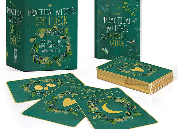 The Practical Witch's Spell Deck by Cerridwen Greenleaf