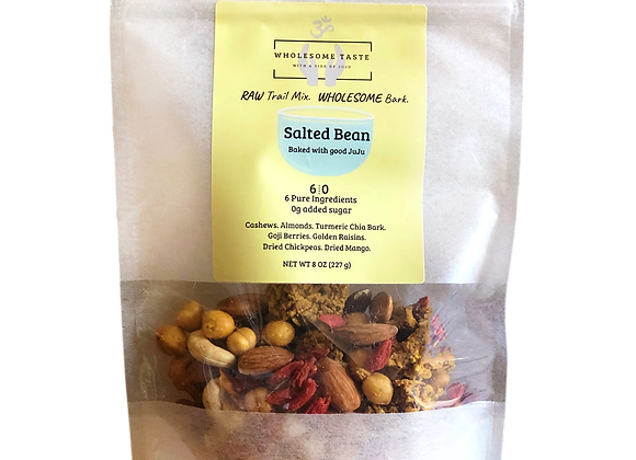 Salted Bean Nut Mix by Wholesome Taste