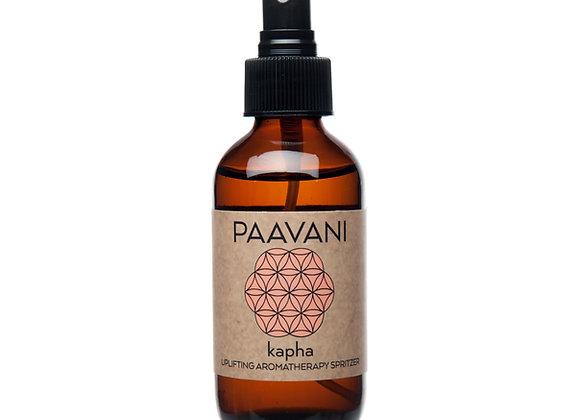 Kapha Uplifting Aromatherapy Mist by PAAVANI Ayurveda - 4 oz