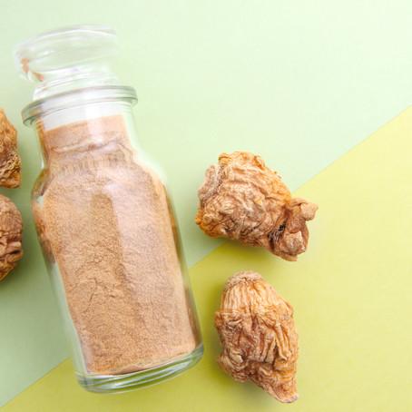 Hello, Adaptogens! Super Powder Recipe (dairy free + no added sugar + gluten free + paleo + keto)