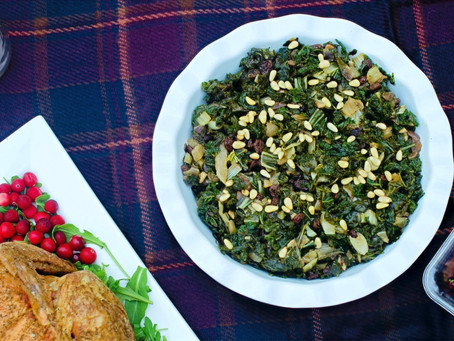 The Garden Of Easton's Autumn Stir Fry Recipe