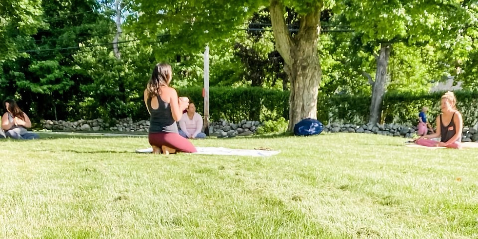 Self Care Sunday: Farm-to-Fork Picnic + Yoga In The Park