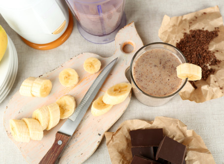 Morning Maca Mental Health Support Smoothie