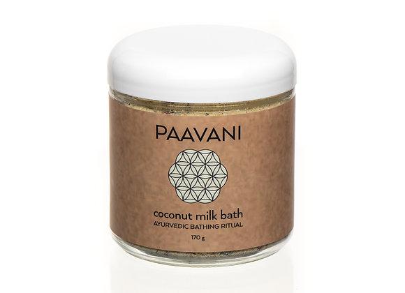 Coconut Milk Bath by PAAVANI Ayurveda