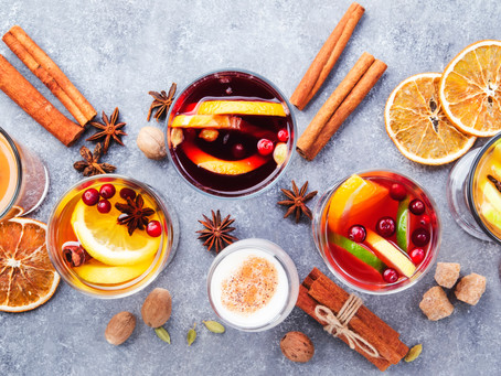 Clean Cocktail Recipes For Healthy Holiday Festivities