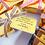 Thumbnail: Four Bar Fudge Gift Box