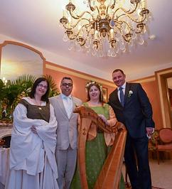 Eve Mctelenn - mariage