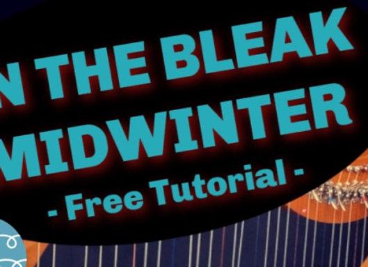 In The Bleak Midwinter - PDF -