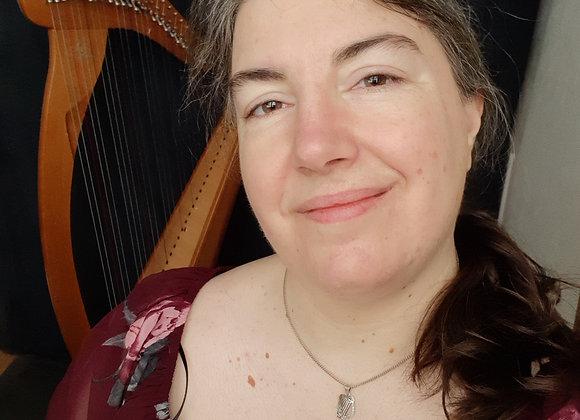 Bijou en Argent - Toul Hoat - Silver Harp
