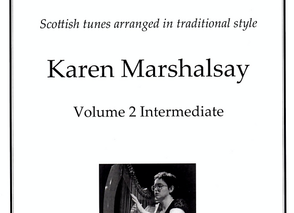 The Clarsach Collection Vol 2 - Karen Marshalsay