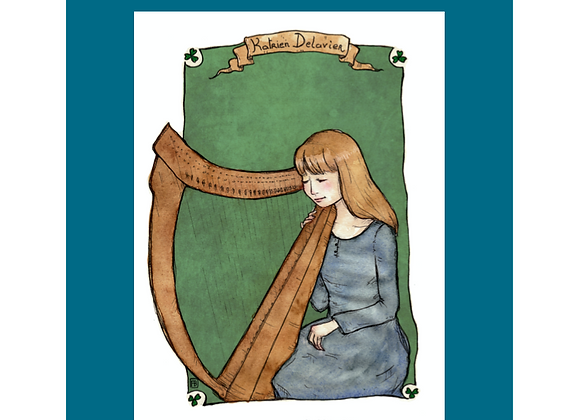 An Paistin Fionn - The Blond Tent aka The Fair Haired Child