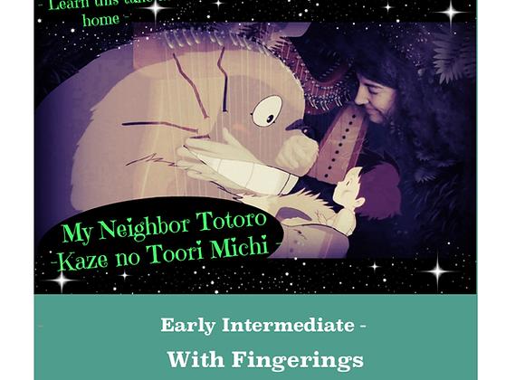 My Neighbor Totoro / Kaze No Toori Michi