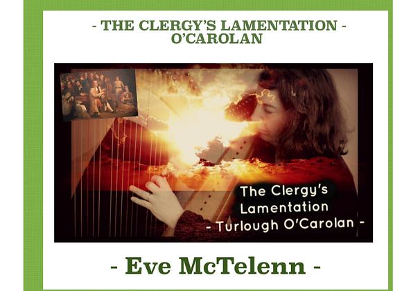 The Clergy's Lamentation - O'Carolan